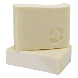 Castile Peppermint Bar soap with olive oil