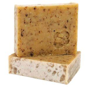 Exfoliating Brewer's Bar Soap