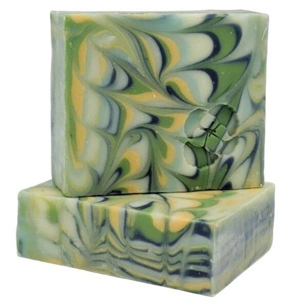 Lemon Basil Bar Soap