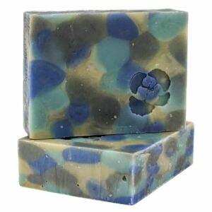 Rain Water Bar Soap with Circles