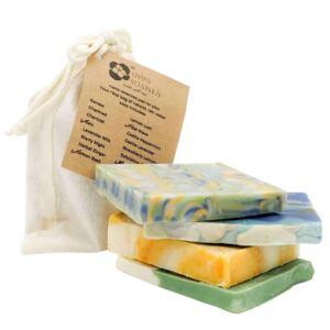 Sample Bag of Bar Soap Slices