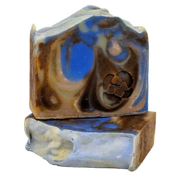 Starry Night bar soap