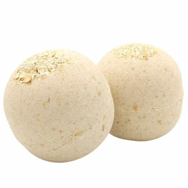 Bath Fizzy- Oatmeal